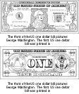 One Dollar Bill – #bill #Dollar #dollarbills – #bi…