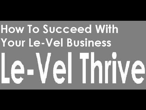 ▶ Le-Vel Thrive Scam Review Finally Exposed & The #1 Problem The Le-Vel Thrive Experience - YouTube