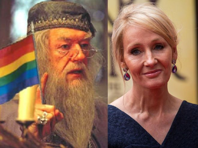 JK Rowling: Young, Gay Dumbledore Will Be In Upcoming Harry Potter Movies | NewNowNext
