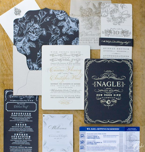 Luxury Wedding Invitations By Ceci New York: OMG, This Website Is Wedding Stationery Heaven!