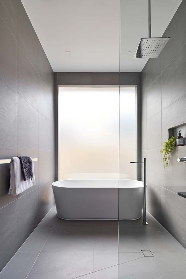 Jenkins Street by CKairouz Architects Bathroom  Toilet