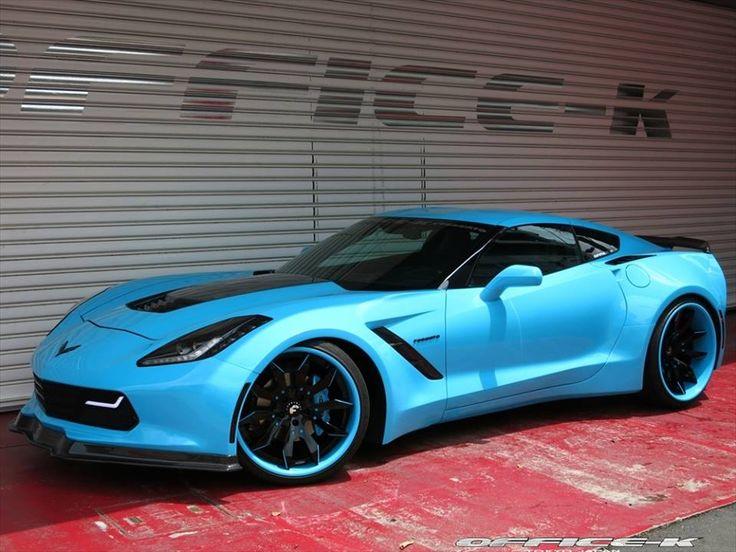 Chevrolette Corvette Stingray Office K