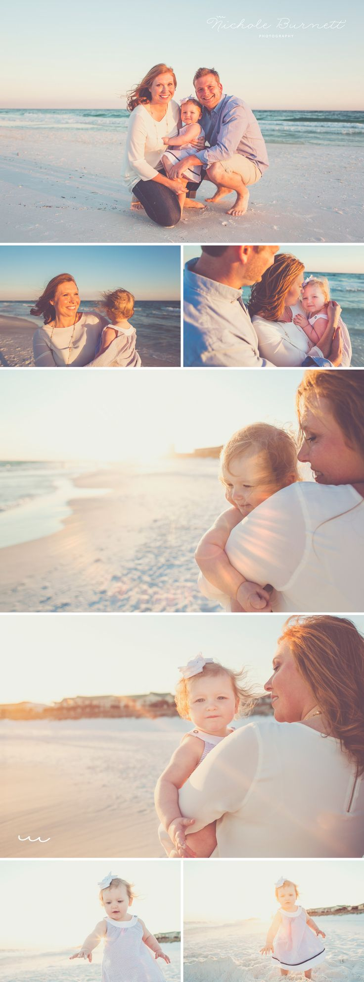 Candid Beach photography inspiration | Family Photography | Beach photos | Beach posing ideas © Nichole Burnett Photography | Santa Rosa Beach, FL, 30A