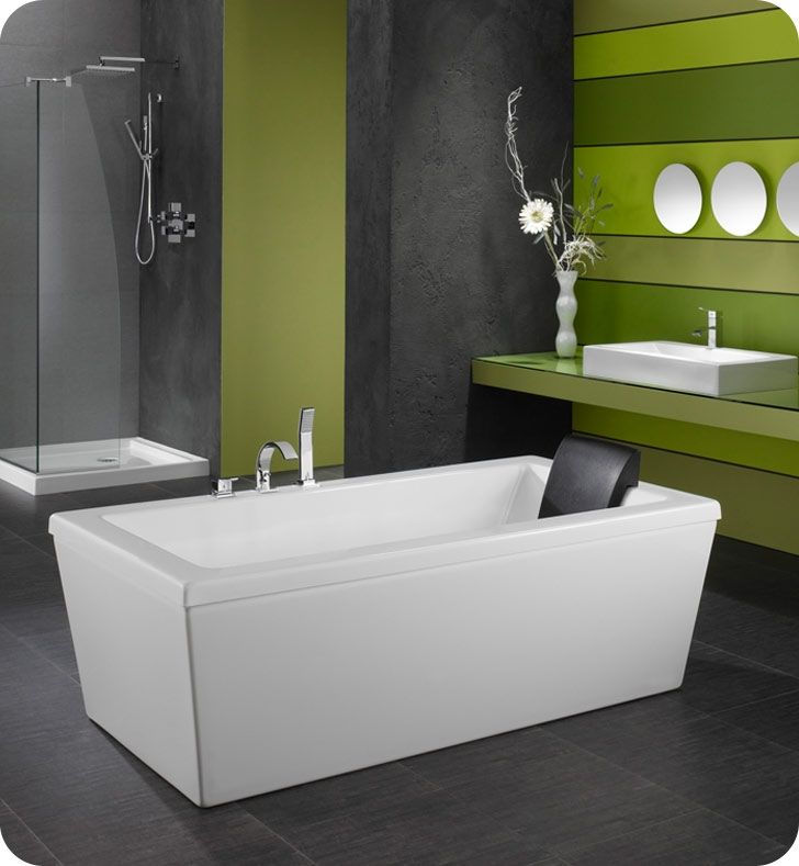 freestanding tub with air jets. neptune ametys 3260 mass-air/activ-air combo tub x freestanding with air jets