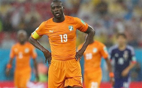 Côte d'Ivoire : Yaya Touré, qui sera absent face au Maroc, s'interroge sur sa retraite internationale :http://www.lementor.net/?p=20669