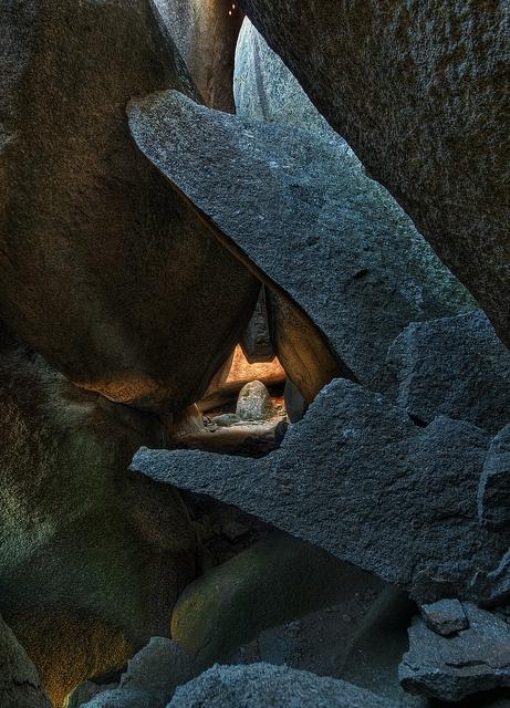 Swiss Army Rock - Namadgi – Orroral Ridge - Legoland - HDR 7F RAW #canberra