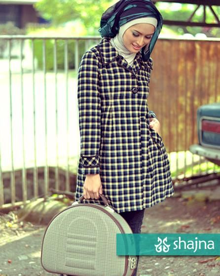 shajna | Retro Revival LOOKBOOK | http://www.shajna.com/lookbooks/retro-revival-lookbook |  #hijab #hijabi #hijabstyle #modestfashion #modesty #muslimah