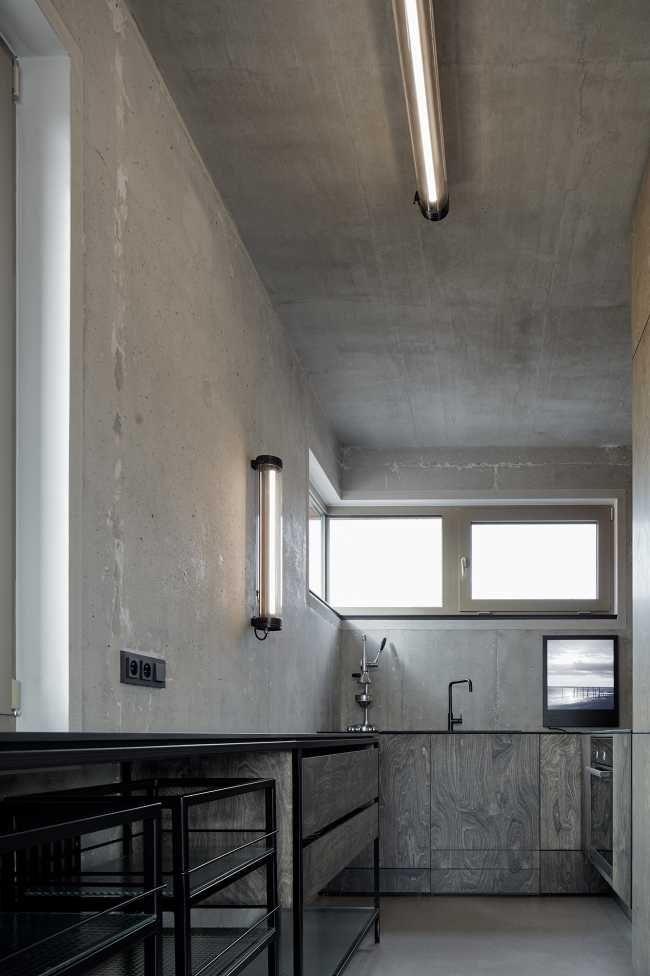 Majitel bytu architektce zcela důvěřoval a pro navrhování interiéru dostala téměř absolutní svobodu.
