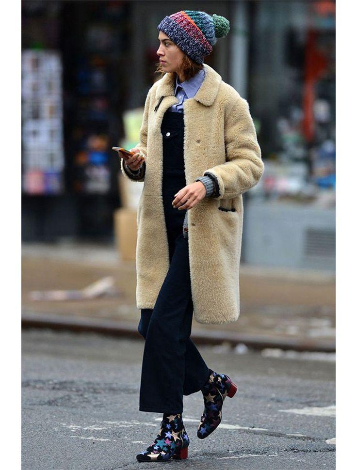 Как собрать идеальный осенний гардероб: 30 лучших образов Алексы Чанг | Журнал Harper's Bazaar