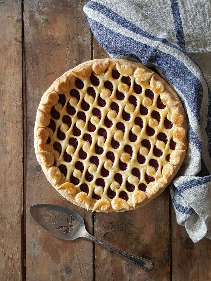 This is a collection of Karin's pies, tips on pie baking and pie recipes. It will take some time to get all of the pie pictures here. When she makes new pies pictures of them will be added here. Peach pie with a hand-cut design  Recipe for Flaky Pie Crust (two 9-inch crusts)  …