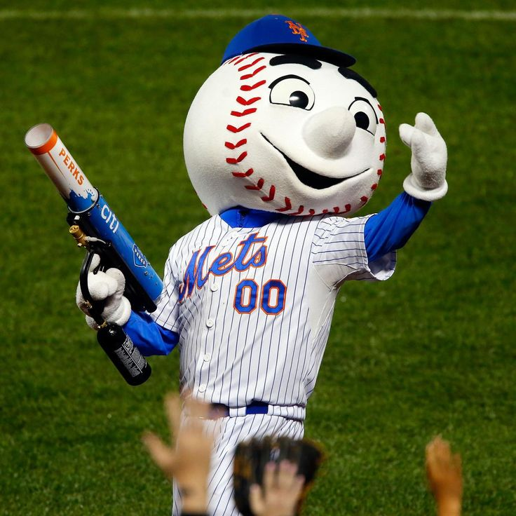 The  New York Mets   released a statement  apologizing for the actions of their mascot, Mr. Met, who was caught on video giving a fan the middle finger during Wednesday night's 7-1 loss to the  Milwaukee Brewers  at Citi Field...