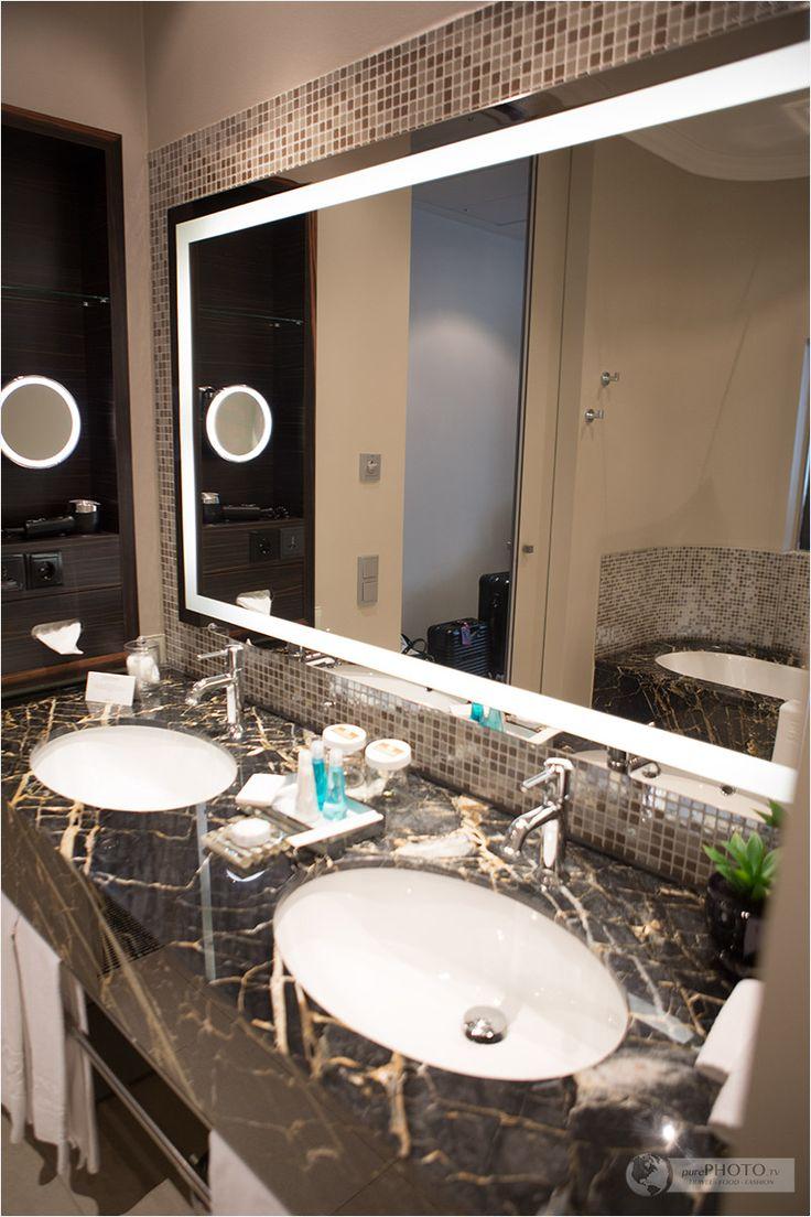 Hotel Steigenberger Grandhotel Leipzig Handelshof - My pictures and impressions - bathroom
