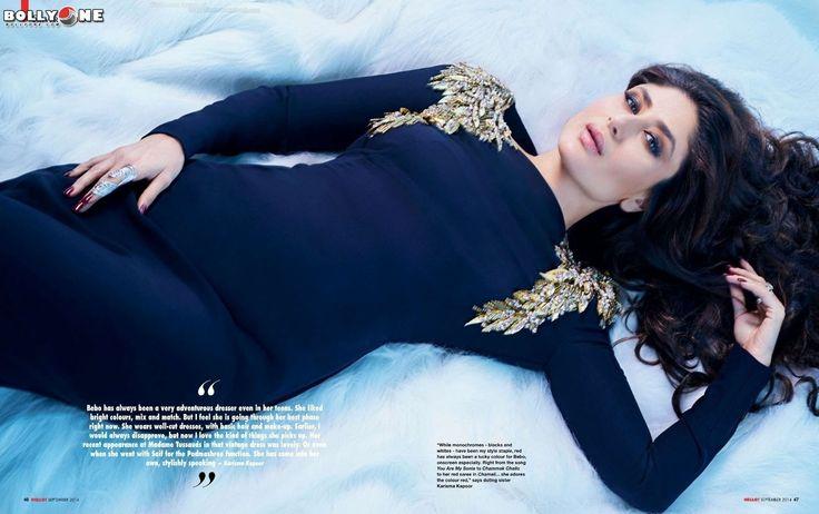 Stunning Kareena HQ Pics From HELLO Magazine September 2014