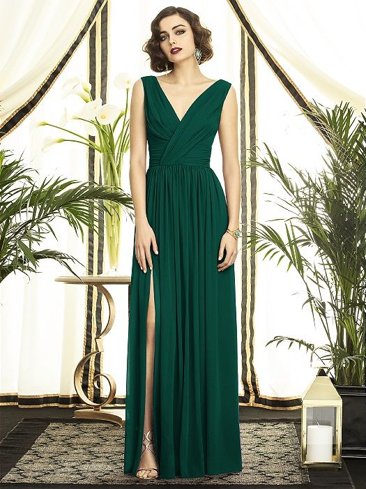 Best 25  Emerald Green Bridesmaid Dresses ideas on Pinterest ...