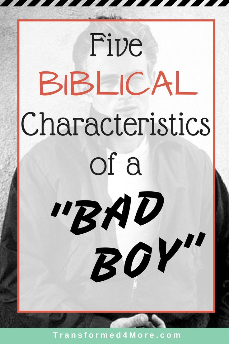 Christian rehab for dating bad boys
