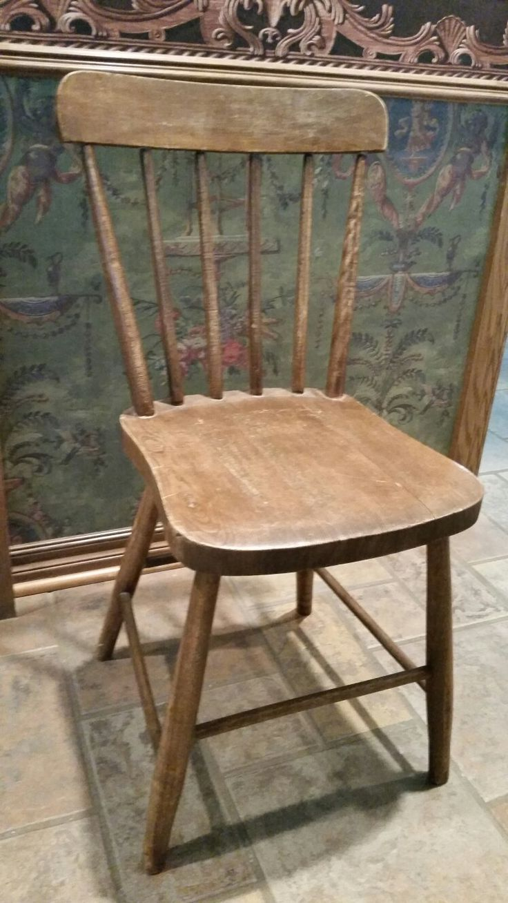 Chairs on pinterest wooden chairs wooden chair redo and chairs
