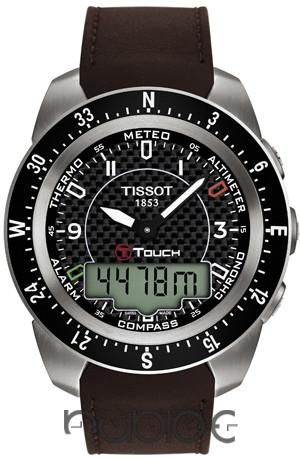 watchescloud::Imitation TISSOT T-Touch T013.420.46.207.00 Watch Report