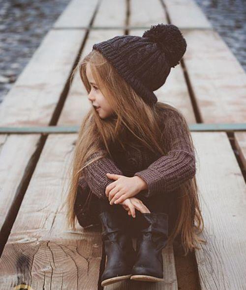 Wauw, prachtige #kleding die dit #meisje aan heeft! - Minime.nl