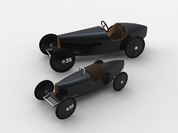 Little wood car for a child - Andrey Chirkov