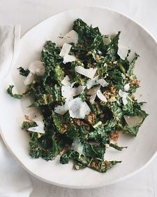 A signature dish at True Food Kitchen, this raw kale salad wins over even the most skeptical hearty-green newbies. It gets better after a night in the fridge.