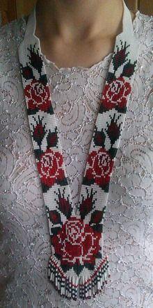 "Гердан ""Розы"""