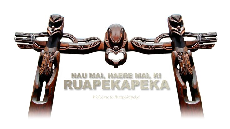 Comprehensive multi-media site devoted to Ruapekapeka.