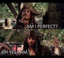 Jack sparrow Pirates of the carabieën