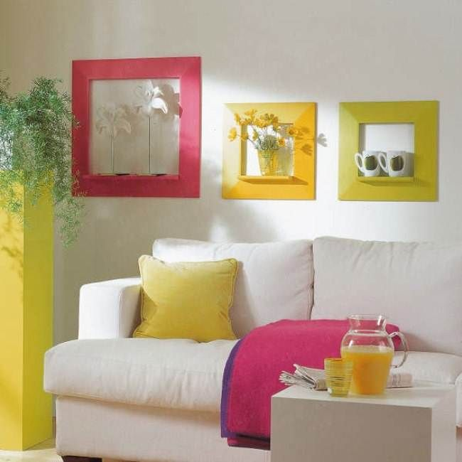 spring+and+summer+decorating | Spring Summer Decorating Ideas Photo 06 - Colorful Spring and Summer ...