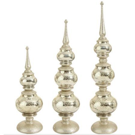 #Christmas Get It Now Set of 3 Silent Luxury Pre-Lit Champagne Gold Christmas Table Top Finials w/ Glitter Base for Christmas Gifts Idea Sale . Naturally among the exceptionally desirable fishing tackle is the experience in which when you stay right now there easily inside your easy chair, goblet involving their tea at hand, anyone gain acces...