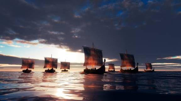 Estudo americano mostra por que os antigos nórdicos se lançaram ao mar e atacaram outros povos