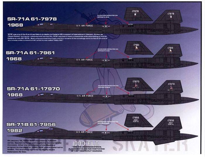 684 Best Sr 71 Blackbird Images On Pinterest Military
