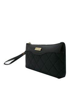 Hers Bags Clutch Adinia - Hitam