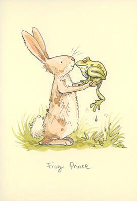 Frog Prince by Anita Jeram