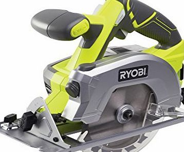 Ryobi RWSL1801M ONE  Circular Saw, 18V (Body Only) Uses One  batteries. Handle with non-slip over mould for a better grip. Large 45mm cutting depth. Ultra thin TCT Kerf blade reduces power drain and increases cutting capa (Barcode EAN = 5054251545617) http://www.comparestoreprices.co.uk/latest2/ryobi-rwsl1801m-one -circular-saw-18v-body-only-.asp