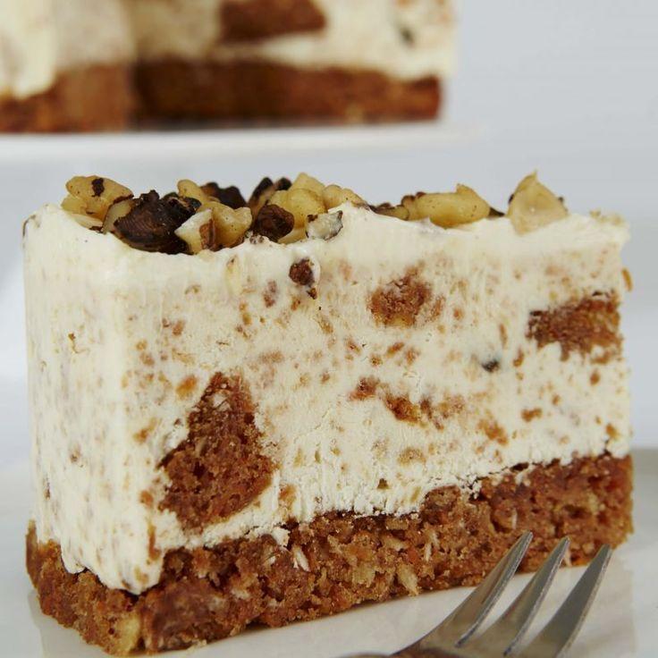 Classic Carrot Cake Cheesecake - English Cheesecake Company