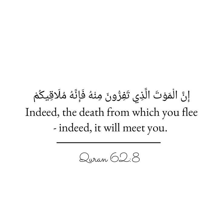 Quran 62:8
