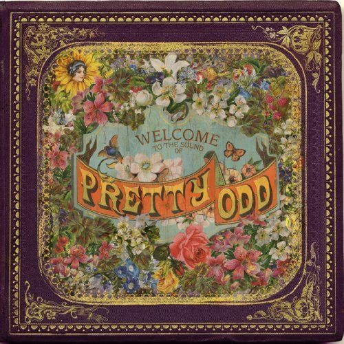 Panic at the Disco's pretty odd is still one of my favorite albums.