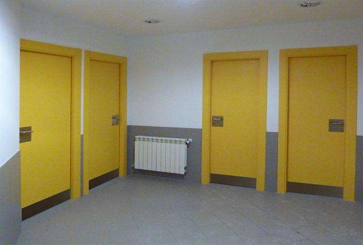 Puertas cortafuegos, Puertas tecnicas, dayfor