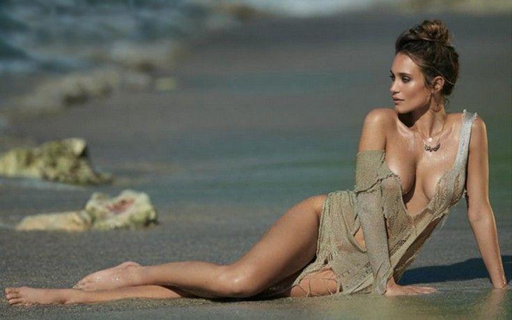 Η Hannah Davis είναι ένα καυτό θηλυκό - http://www.daily-news.gr/lifestyle/hannah-davis-ine-ena-kafto-thiliko/