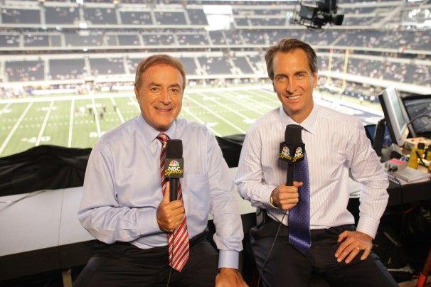 Al Michaels says Redskins name debate 'is nuts' - The Washington Post