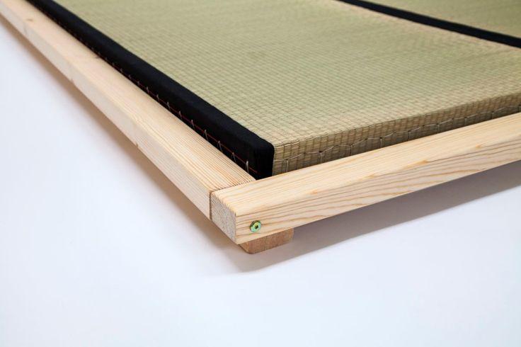les 25 meilleures id es de la cat gorie tatami futon sur pinterest matelas japonais tatami. Black Bedroom Furniture Sets. Home Design Ideas