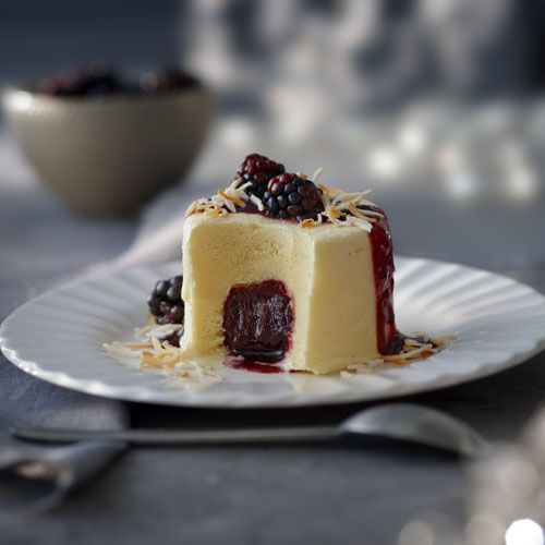 Gâteau glacée