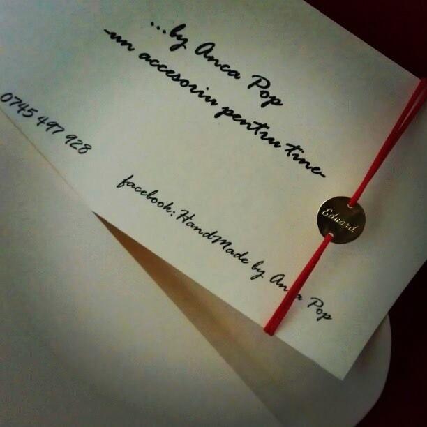 Bratara banut (10 mm) aur 14 k , sse poate grava cu mesajul ales de voi