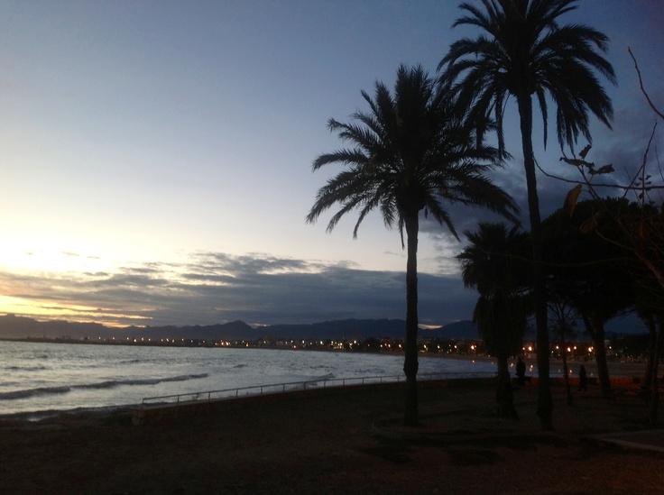 Cambrils. Tarragona. Cataluña. España. SIMPLEMENTE LUGAR MARAVILLOSO. Con @MoblesCambrils
