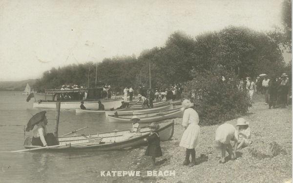 Katepwe Beach   saskhistoryonline.ca