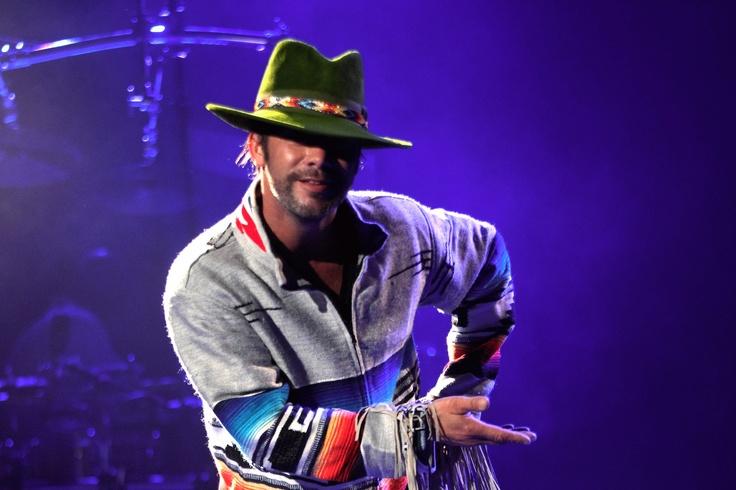 Jamiroquai   en Arena Ciudad de México 2013