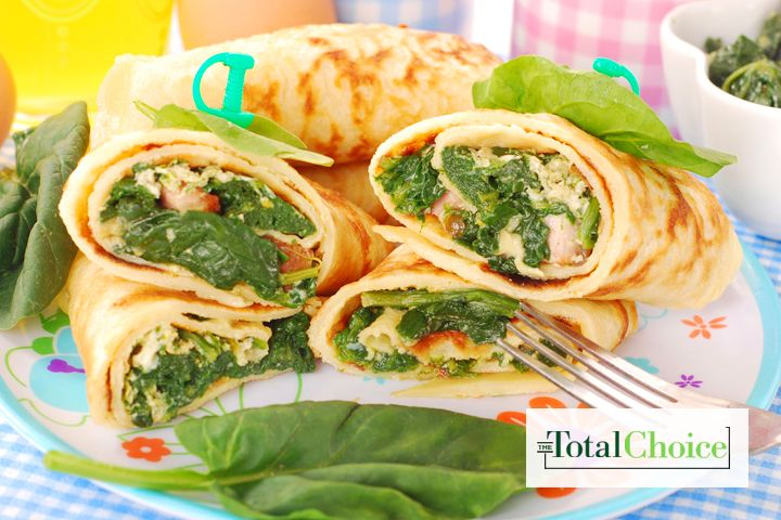 Fuel up and stay full all morning long. Enjoy this recipe on the Total Choice 1200-calorie plan.