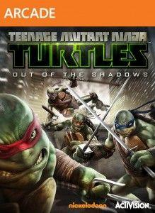 Teenage Mutant Ninja Turtles Out Of The Shadows XBLA 219x300 Xbox Games: Teenage Mutant Ninja Turtles Out Of The Shadows XBLA XBOX360