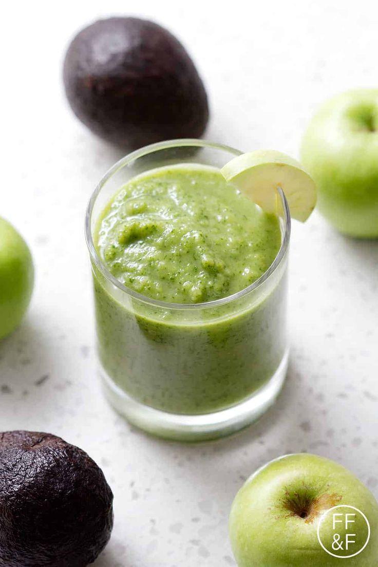 Super grüner Smoothie   – AIP Drink