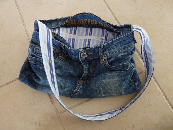 Recyclage jeansbroek